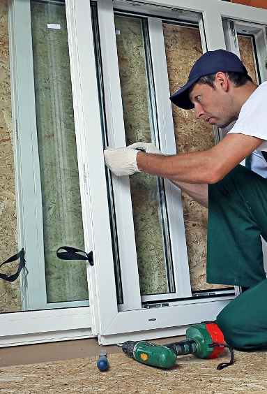 Custom quality window screen repair in Frederick, MD.
